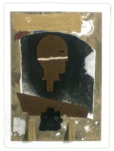 Mimmo Paladino, 'California Suite No.2', 2004