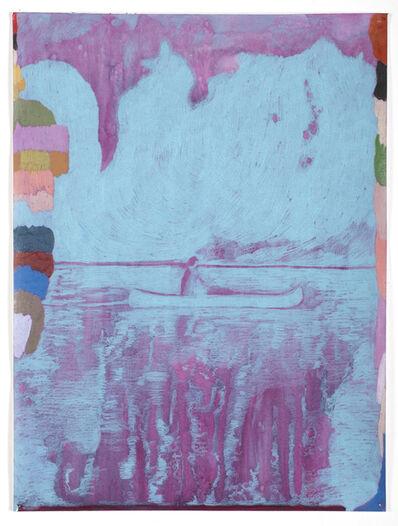 Morten Schelde, 'Pale Canoe', 2020