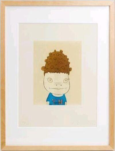 Yoshitomo Nara, 'Self Portrait Print ', 2002