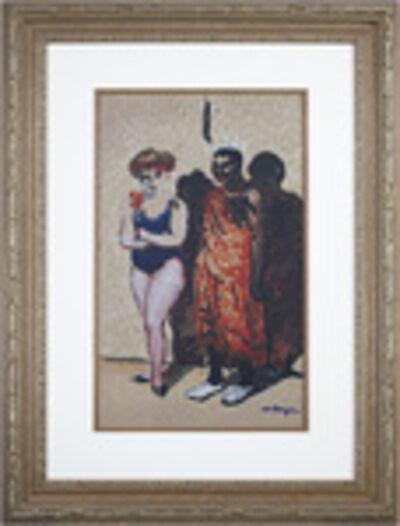 Kees van Dongen, 'Les Artistes du Cirque', 2008
