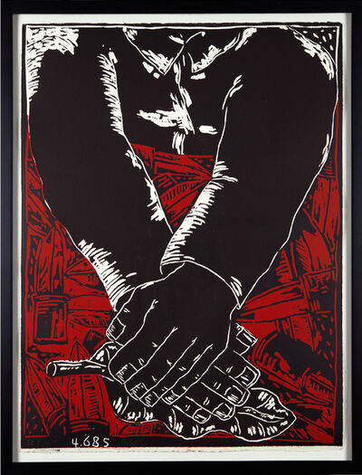 Jean Charles Blais, 'Suite Nipon Pour C.B.', 1985