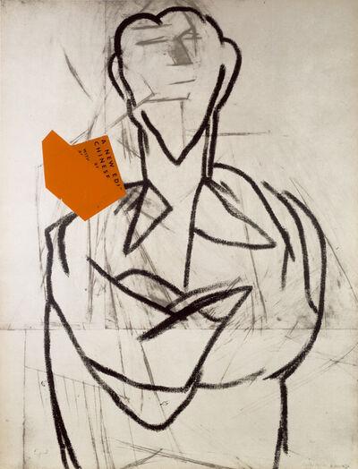 R. B. Kitaj, 'Ezra Pound II', 1974