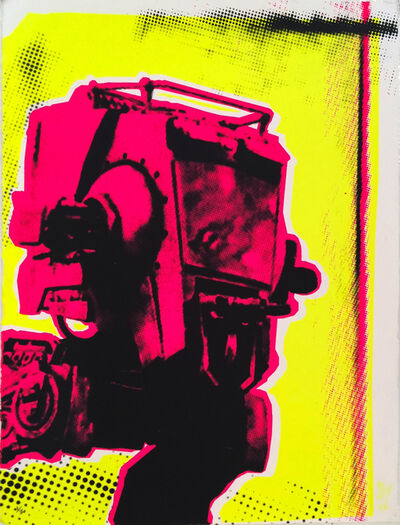 Ryan Callanan (RYCA), 'SCOUT DETAIL YELLOW', 2013
