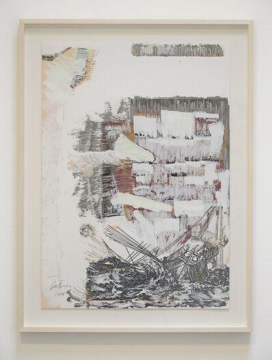 Pia Fries, 'paysages m. U', 2014