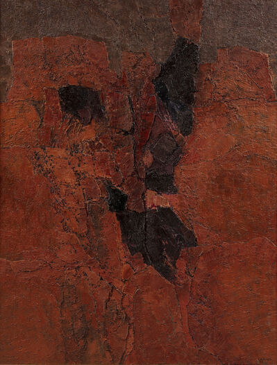 Pierre César Lagage, 'Composition', 1962