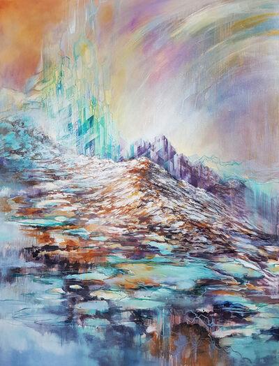 Mylène Roman, 'À l'aube de l'extinction', 2018