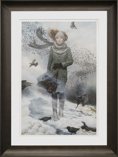 Andrea Kowch, 'Solitude, Limited Edition Hand Signed Print'