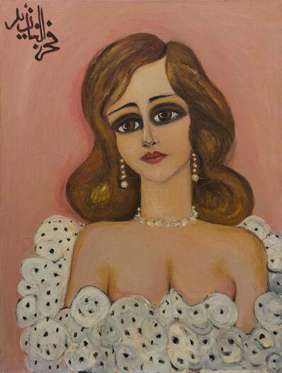 Fahrelnissa Zeid, 'Femininity', 1981