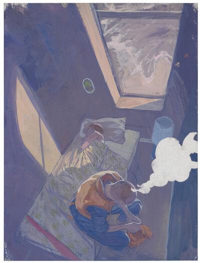 Ruprecht von Kaufmann, 'Noch ein paar Minuten', 2019