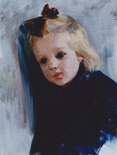Marina A. Ivanova, 'Girl', 1959