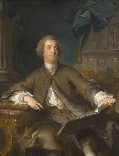 Jean-Marc Nattier, 'Joseph Bonnier de la Mosson', 1745