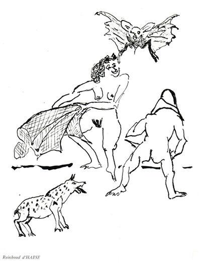 Reinhoud d'Haese, 'Ole', 1967