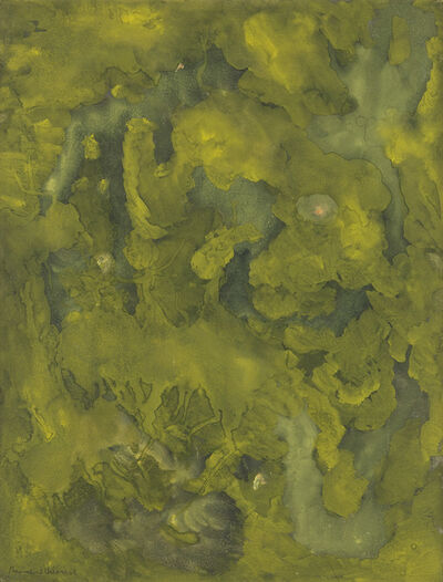 Beauford Delaney, 'Untitled.', 1962