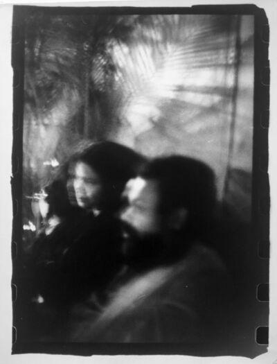 """Ming Smith, 'Amina and Amiri Baraka """"Lovers,"""" New York City', 1980"""