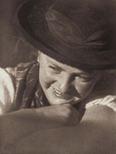 Heinrich Kühn, 'Agnes Von Birgitz', 1930c/1930c