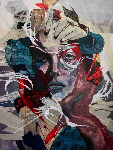 Shann Larsson, 'Lightwaves', 2013