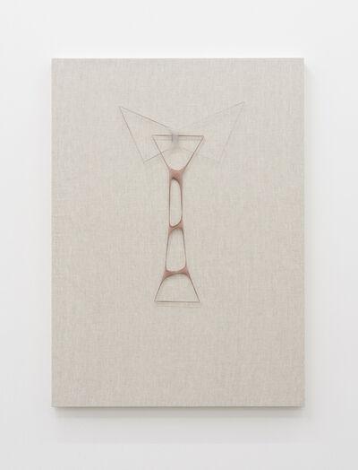 Martin Soto Climent, 'Él hacia ella', 2018