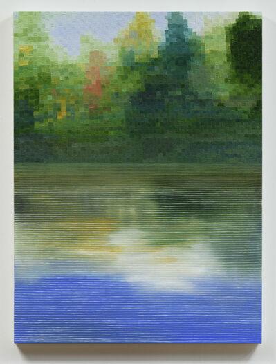 Astrid Preston, 'Forest Pond', 2019