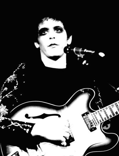 Mick Rock, 'Lou Reed, Transformer', 1972