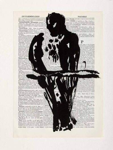 William Kentridge, 'UNIVERSAL ARCHIVE: REF. 27', 2012