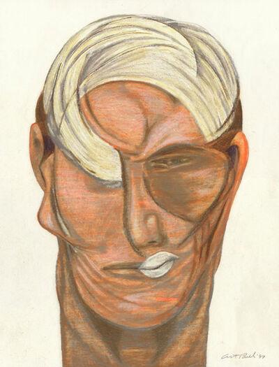 Art Paul, 'Head Study 24', 1997
