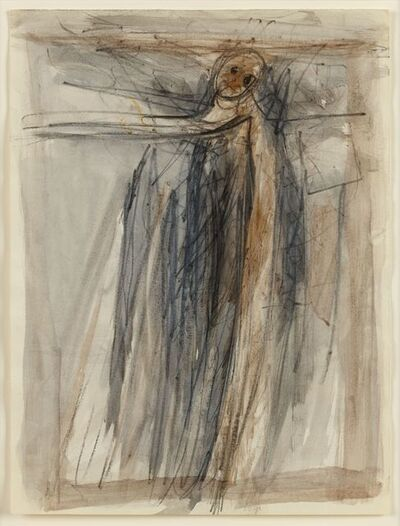 Eva Hesse, 'No title', 1961