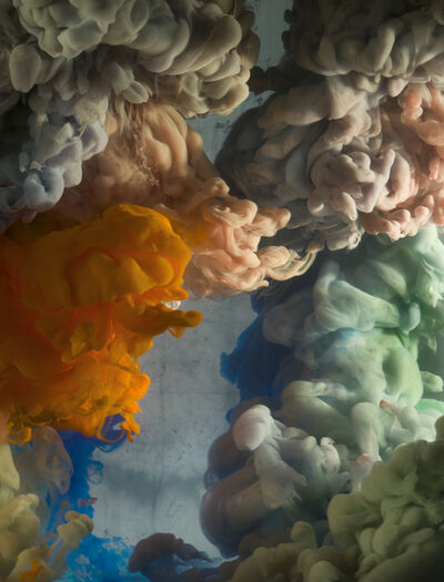 Kim Keever, 'Abstract 10161', 2014