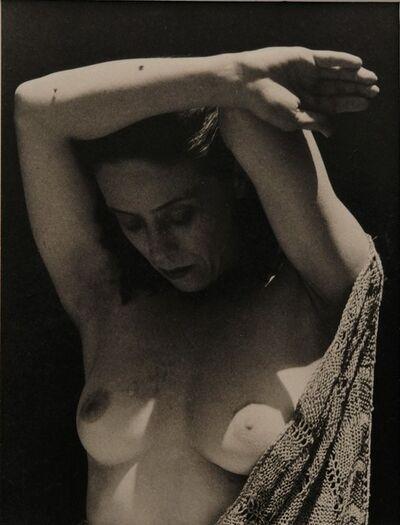 Imogen Cunningham, 'Martha Graham 44', 1931