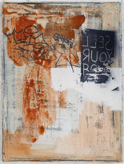 Isabelle Guimond, 'Tableau de fouilles X', 2019