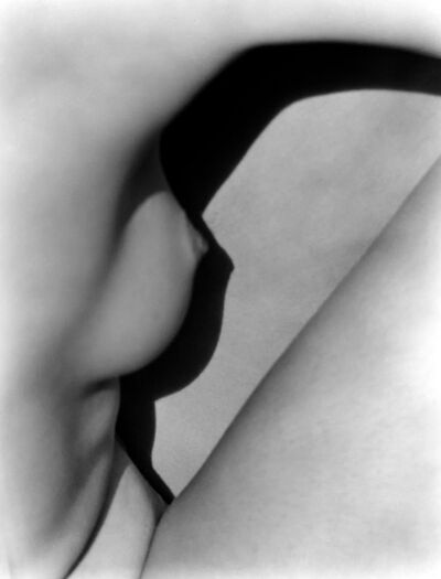 Imogen Cunningham, 'Her and Her Shadow', ca. 1931