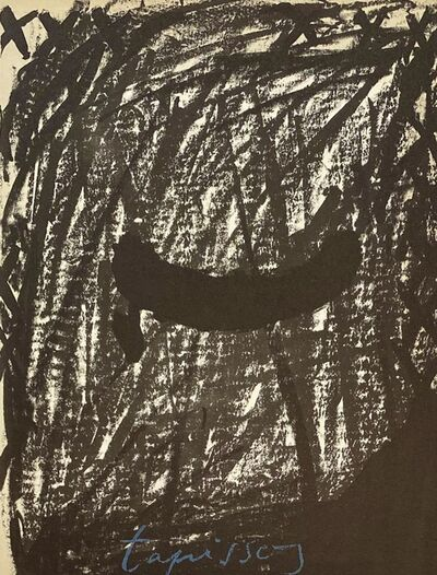 Antoni Tàpies, '1960s Antoni Tàpies lithograph ', 1969