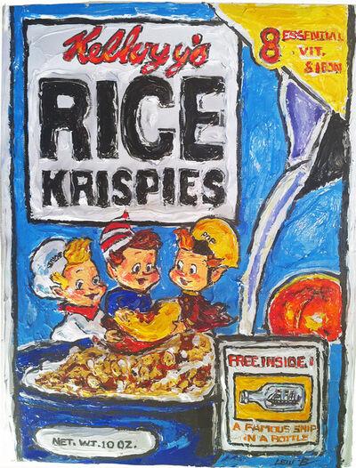 Leslie Lew, 'Rice Krispies- Snap, Crackle, and Pop', 2013