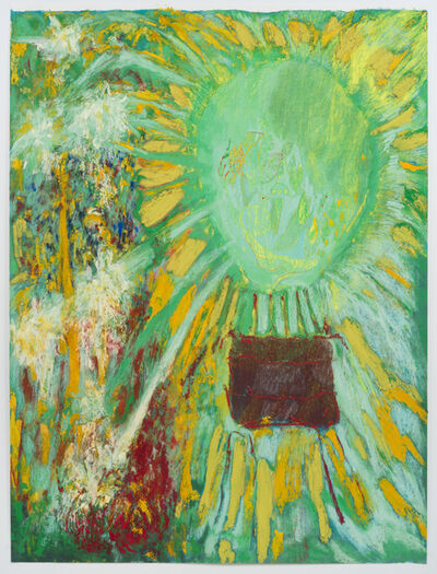 Mimi Lauter, 'Portrait of My Brain and My Studio', 2014