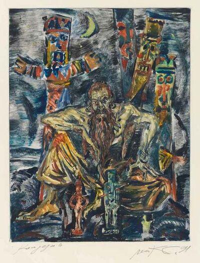 Sergei Chepik, 'The Sorcerer', 1991