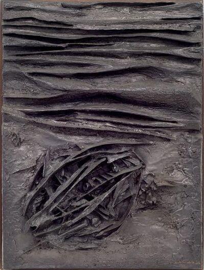 Arnaldo Pomodoro, 'Tavola dell'agrimensore, 1958, I', 1958