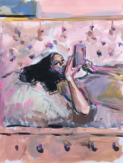 Ekaterina Popova, 'The Message', 2019