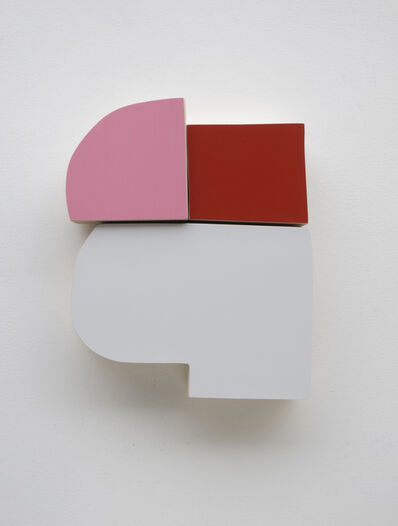 Andrew Zimmerman, 'Red White and Pink', 2018