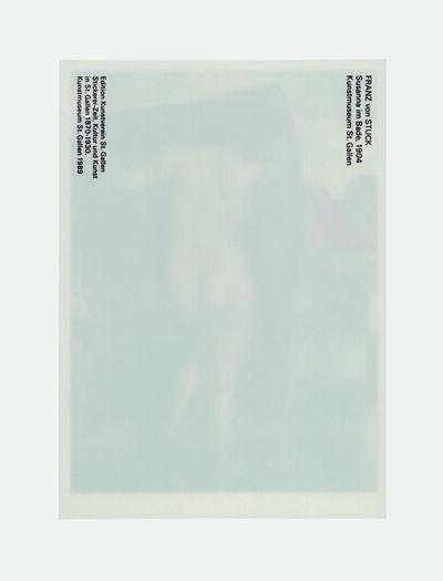 Claudia Angelmaier, 'Susanna im Bade', 2009