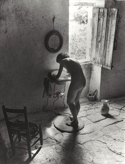 Willy Ronis, 'Le Nu Provençal, Gordes', 1949