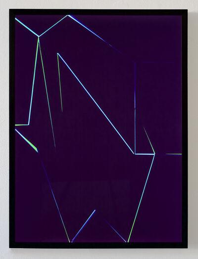 Pablo Zuleta Zahr, 'Blackspace 2', 2015