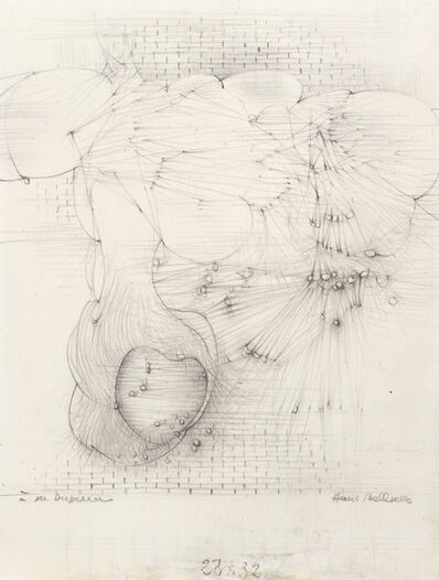 Hans Bellmer, 'Untitled', ca. 1960