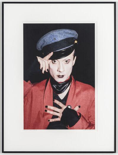 Marcia Resnick, 'Klaus Nomi', 1982