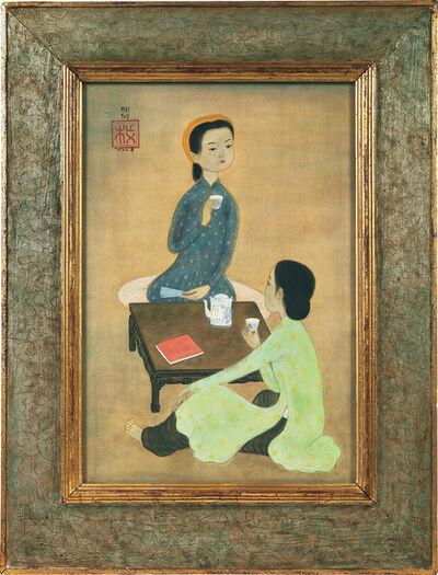 Mai Trung Thứ, 'Le thé (Tea)', 1962