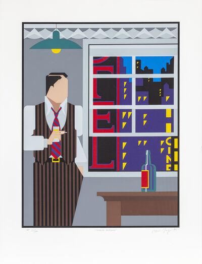 Giancarlo Impiglia, 'Traveling Salesman', 1982