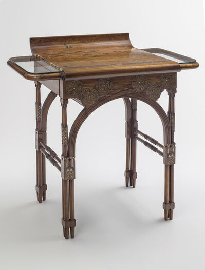Eugenio Quarti, 'Bureau-coiffeuse (Dressing  table)', c. 1898