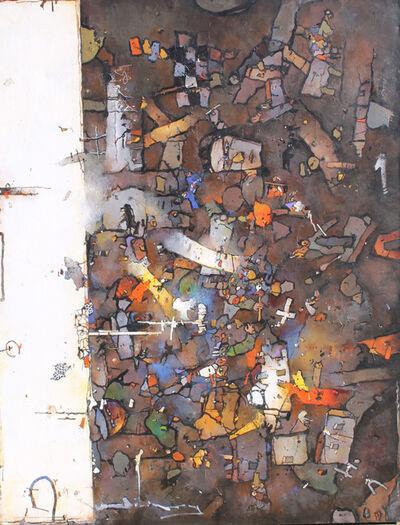 """Bruno Widmann, '""""En zona""""', ca. 2007"""