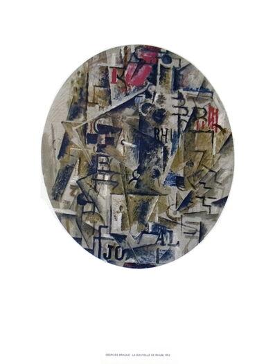 Georges Braque, 'La Bouteille De Rhum', (Date unknown)