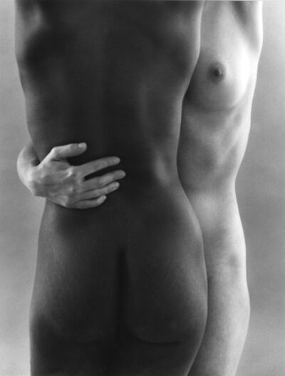 Ruth Bernhard, 'Two Forms', 1963