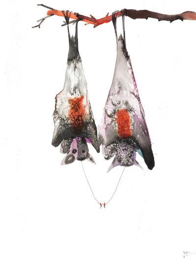 David Choe, 'Bat Fags', 2010