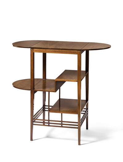 Edward William Godwin, ''Smallhythe' Table', 1872